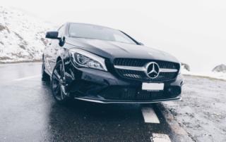 Car Rentals Downtown Vancouver - Mercedes