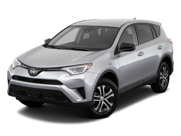 Toyota RAV4 compact SUV for rent