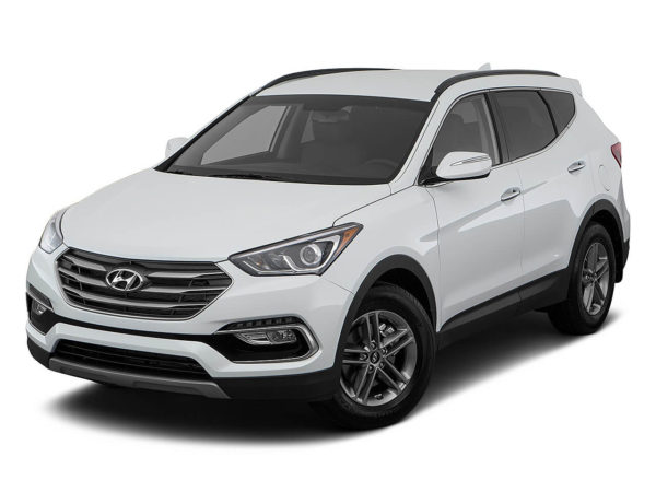Hyundai Santa Fe Compact SUV for rent