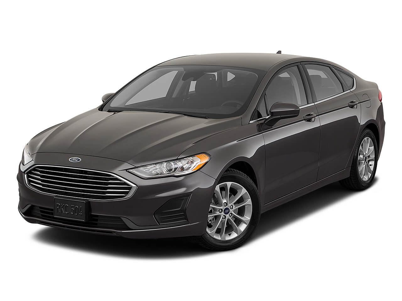 car rentals downtown Vancouver - Ford Fusion