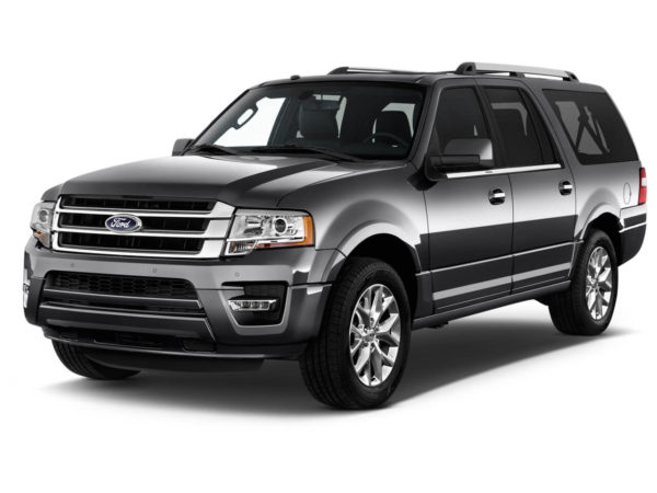 SUV Rental Vancouver - Full Size SUV
