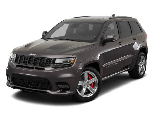 Jeep SRT for rent in Vancouver