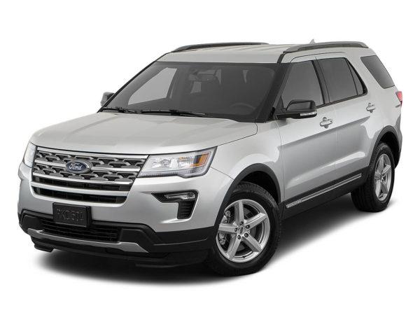 SUV Rental Vancouver - Ford Explorer