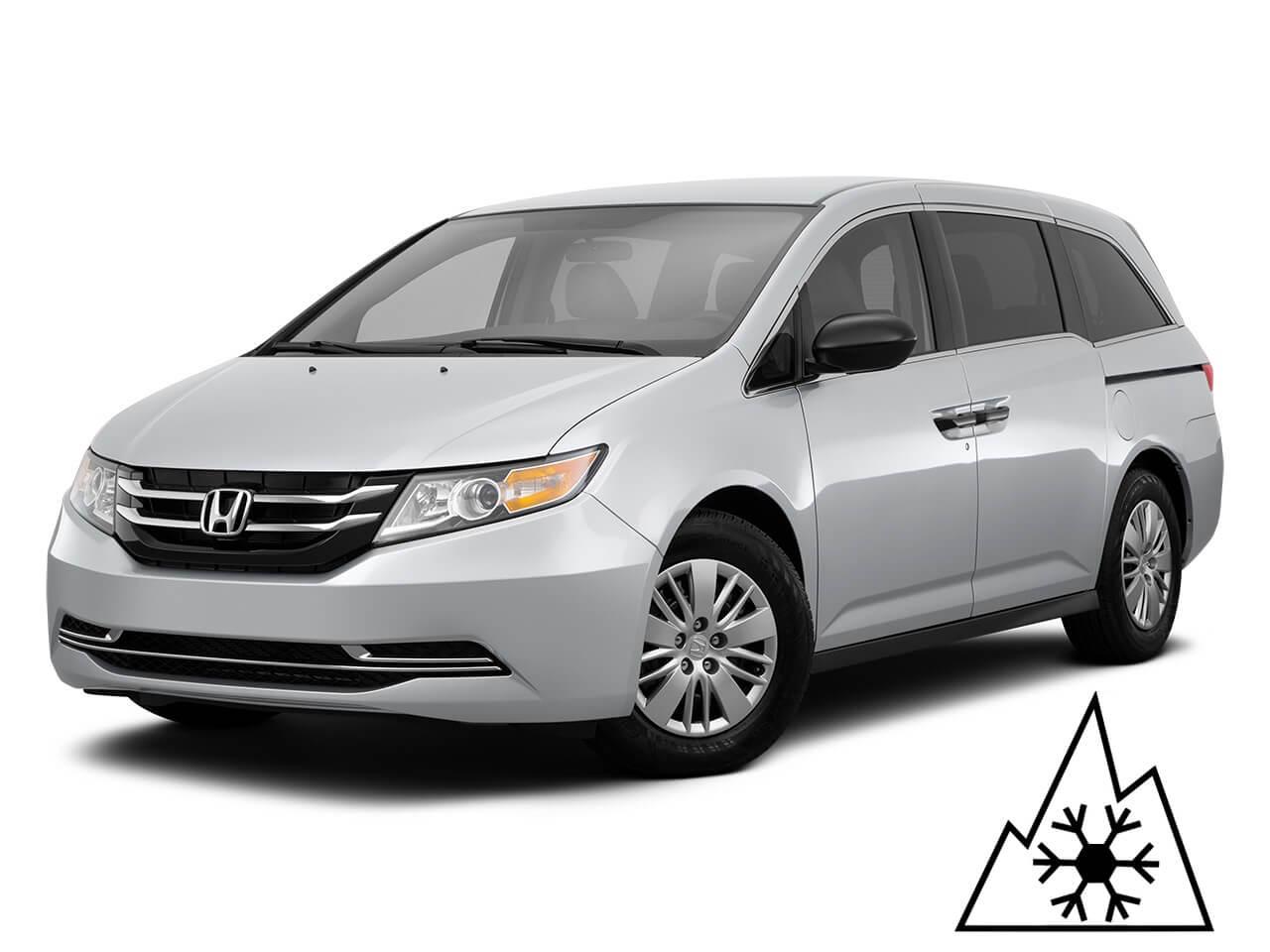 Car Rental Vancouver - Chevrolet Sonic