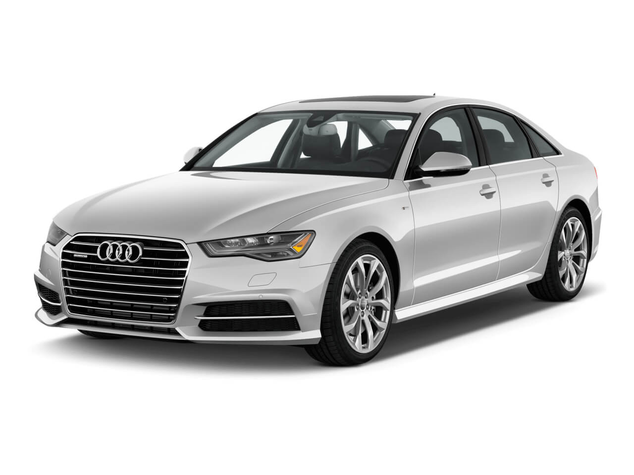 Audi A6 Luxury Car For Rent at Pacific Car Rentals