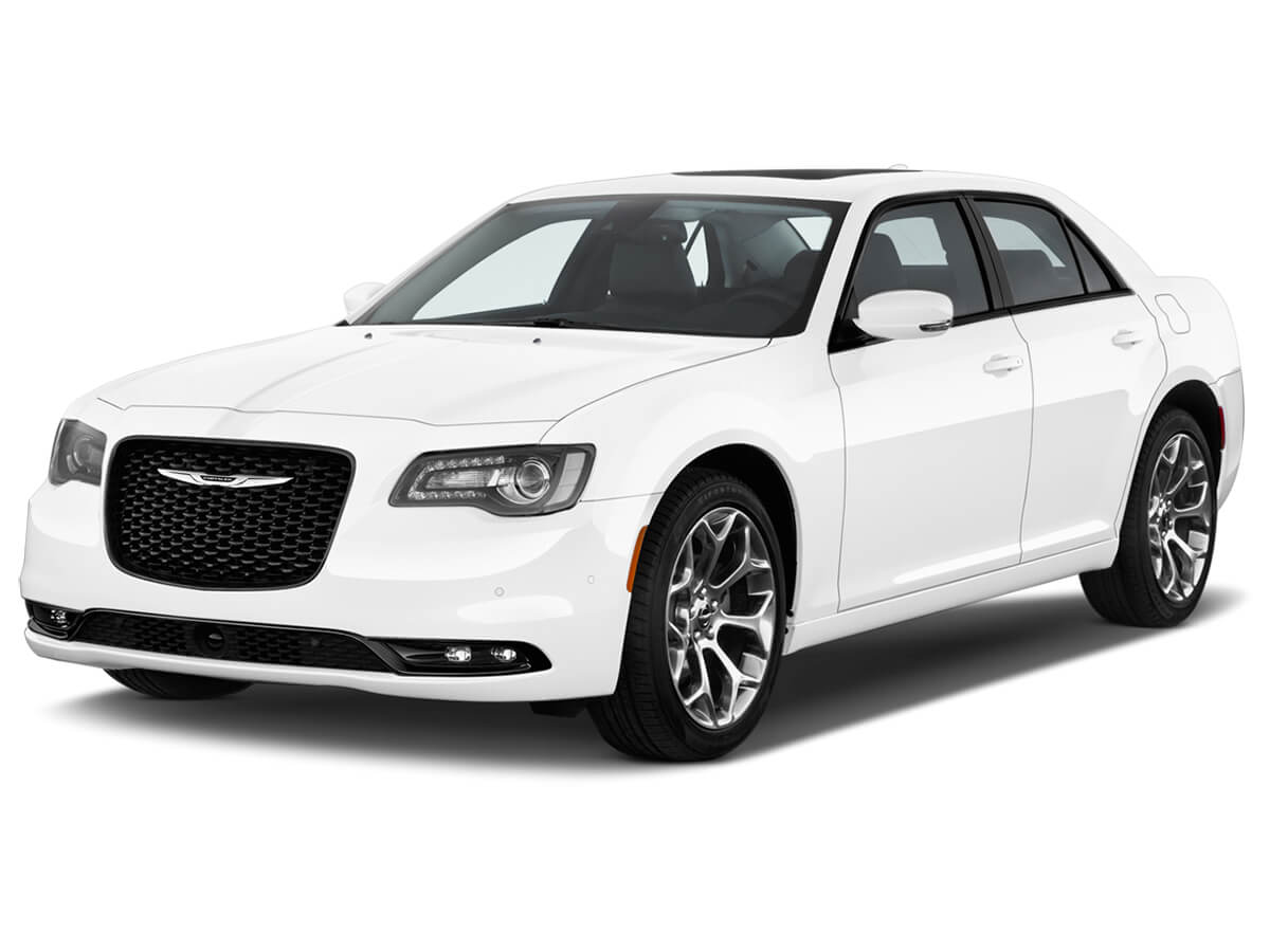 car rentals downtown Vancouver - Chrysler 300