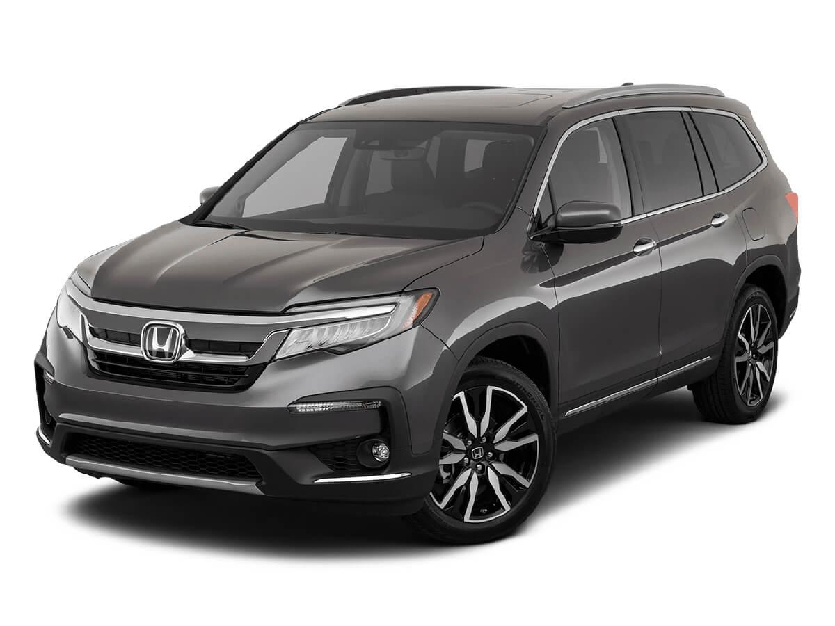 Honda Pilot Midsize SUV for rent Pacific Car Rentals