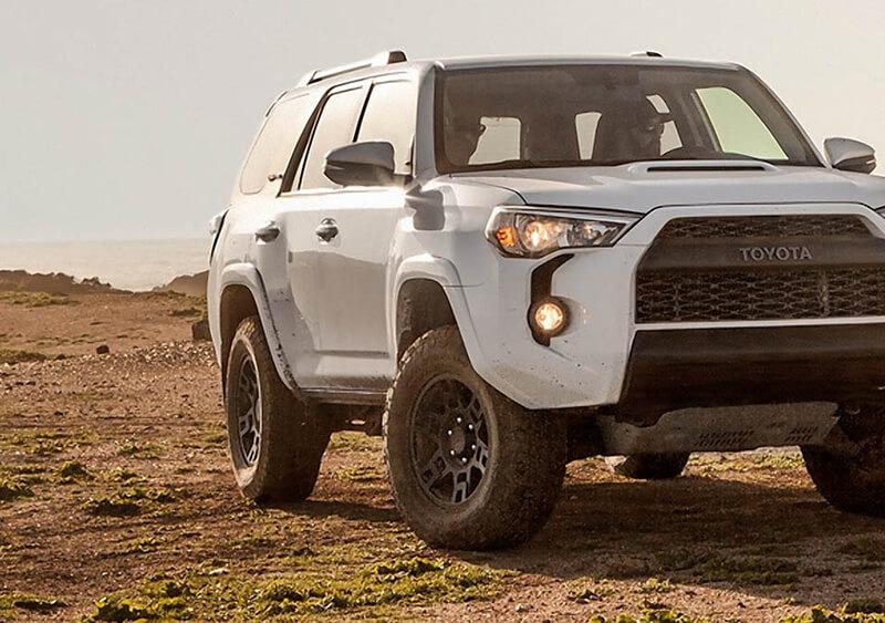 Mid Size SUV adventure